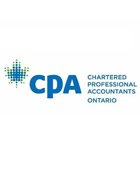 Logo of Charter Professional Accountants of Ontario