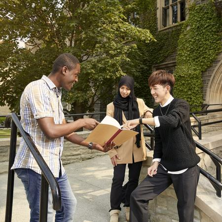 Students on Campus (ELP)